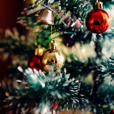 Weihnachtsgruß & Öffnungszeiten um die Feiertage